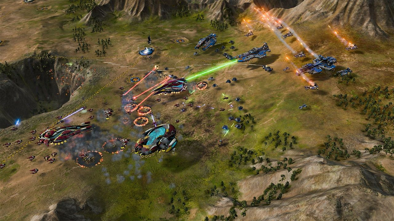 Ashes of the Singularity + DLC | PC | GOG