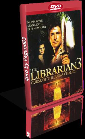 The librarian 3:La maledizione del calice di Giuda (2008).avi DvdRip AC3 iTA