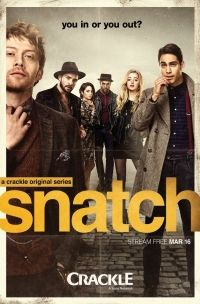 download series  Snatch S01E04  Across the Pond