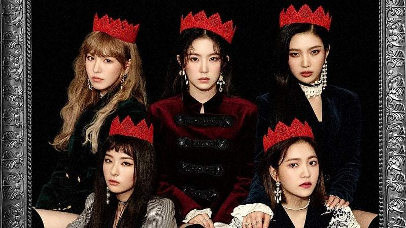 Red Velvet Becomes First K-Pop Girl Group To Top Billboard's World Albums Chart 4 Times