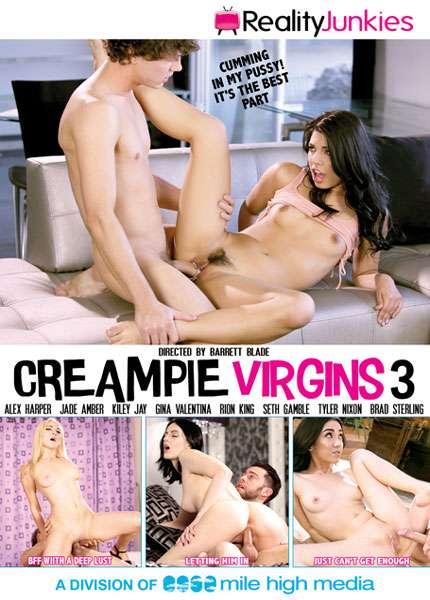 Девственные Кремовые Пироги 3 | Creampie Virgins 3