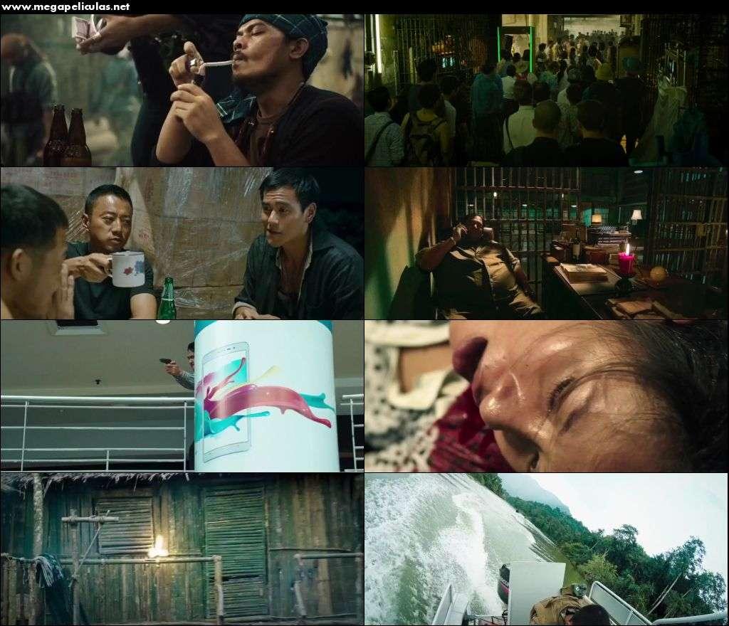Capturas de Operacion Mekong (2016) [BrRip 720p][Latino]