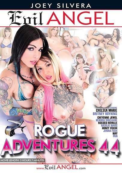 Приключения разбойниц 44 | Rogue Adventures 44