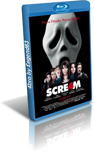 Scream 4 (2011).mkv BDRip 480p x264 AC3 iTA