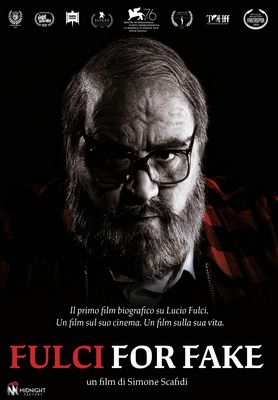 Fulci for fake (2019) [Limited Edition] 2xDVD9 Copia 1:1 ITA