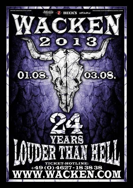 Live At Wacken 2013 - Disc 2 | BDRip 720p