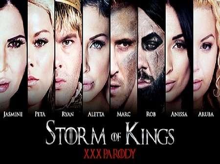 ����� ����� | Storm Of Kings XXX Parody