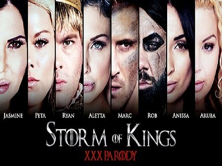 Гроза Царей | Storm Of Kings XXX Parody