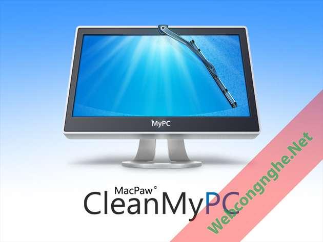 CleanMyPC Full Crack - Phần mềm dọn dẹp làm sạch máy  tính