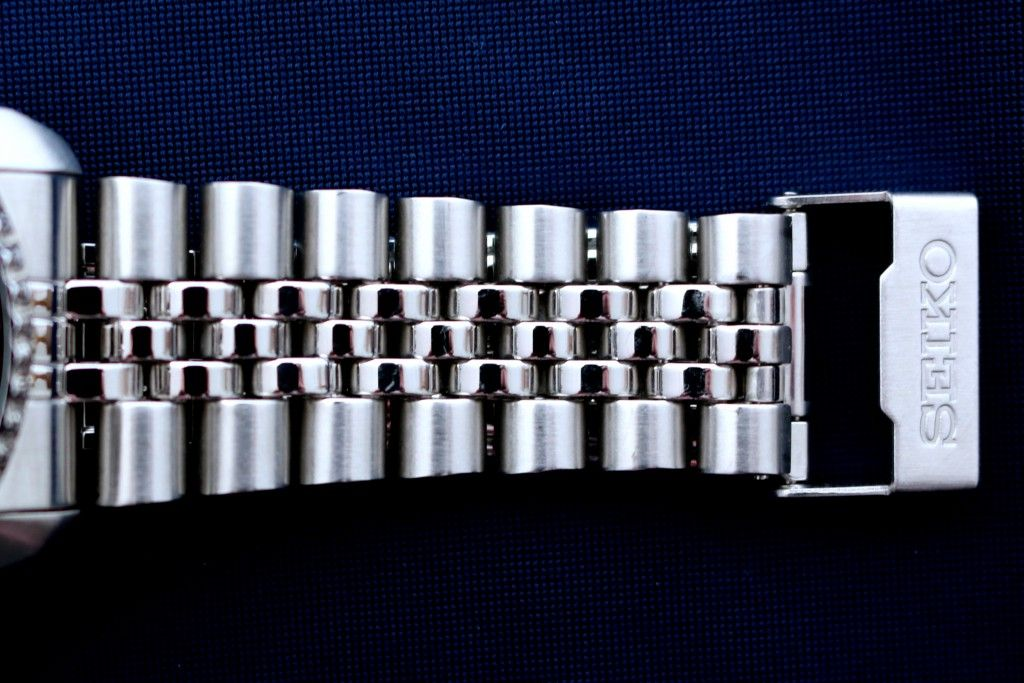 Seiko SKX007K2 Armband