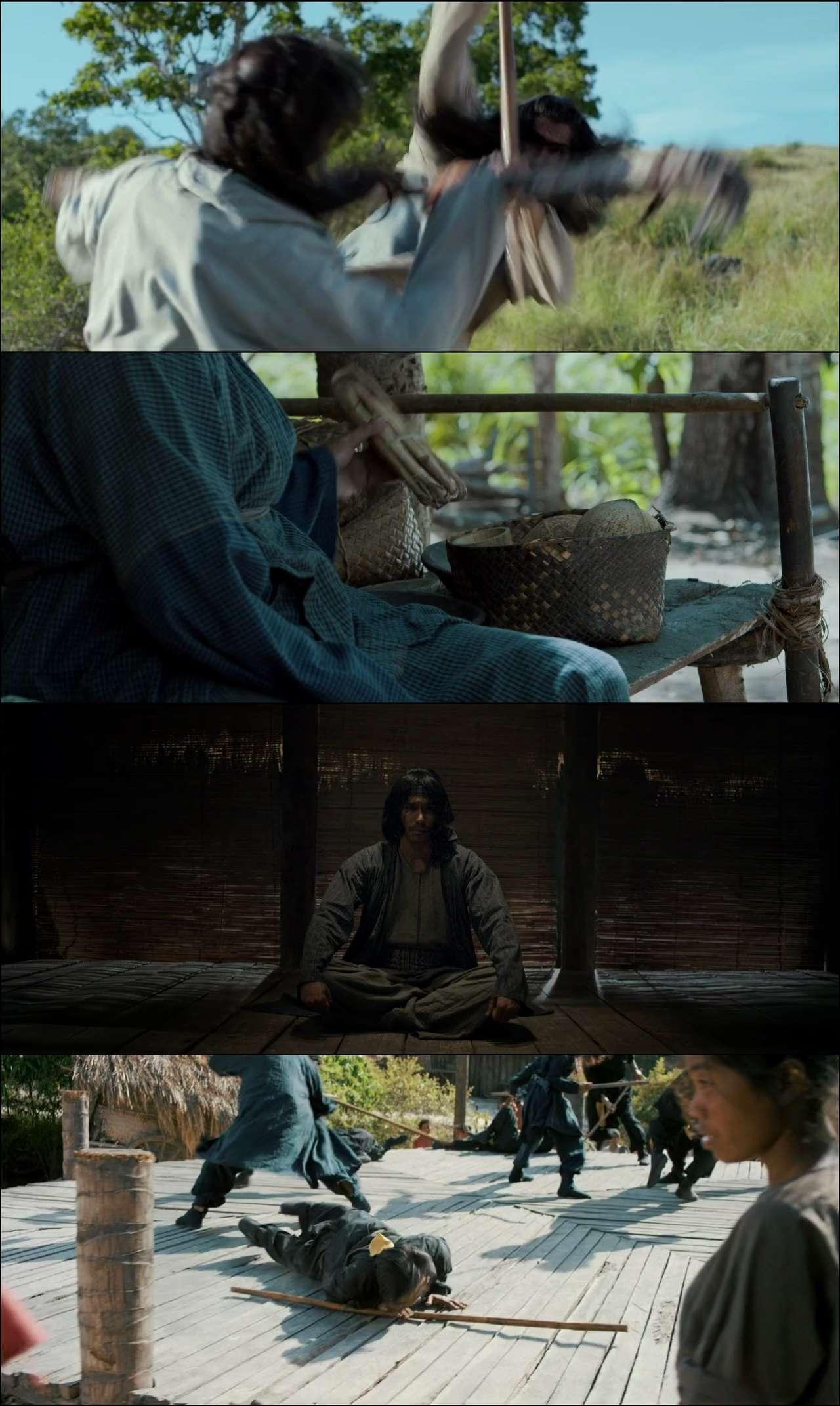 The Golden Cane Warrior (2014) türkçe dublaj film indir