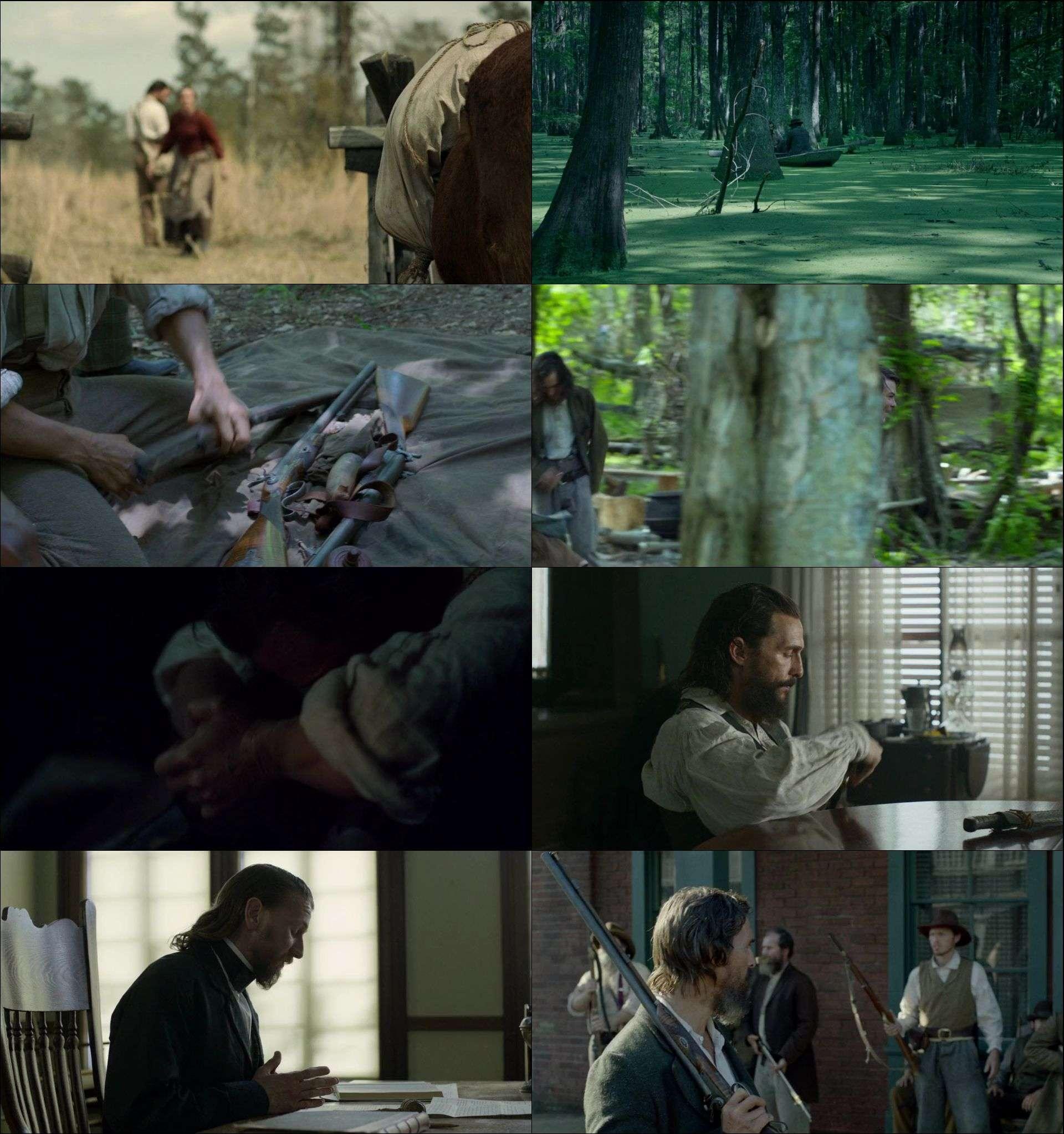 Özgürlük Savaşçısı - Free State of Jones (2016) türkçe dublaj film indir