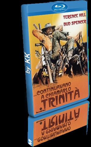 Continuavano A Chiamarlo Trinità (1971).avi BDrip Xvid Ac3 - Ita