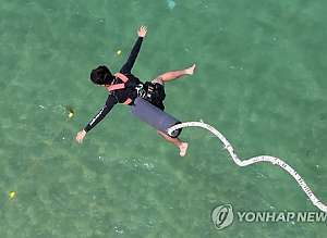 춘천 번지점프 피해자가 42m 추락해 받은 충격은…'몸무게 8배'