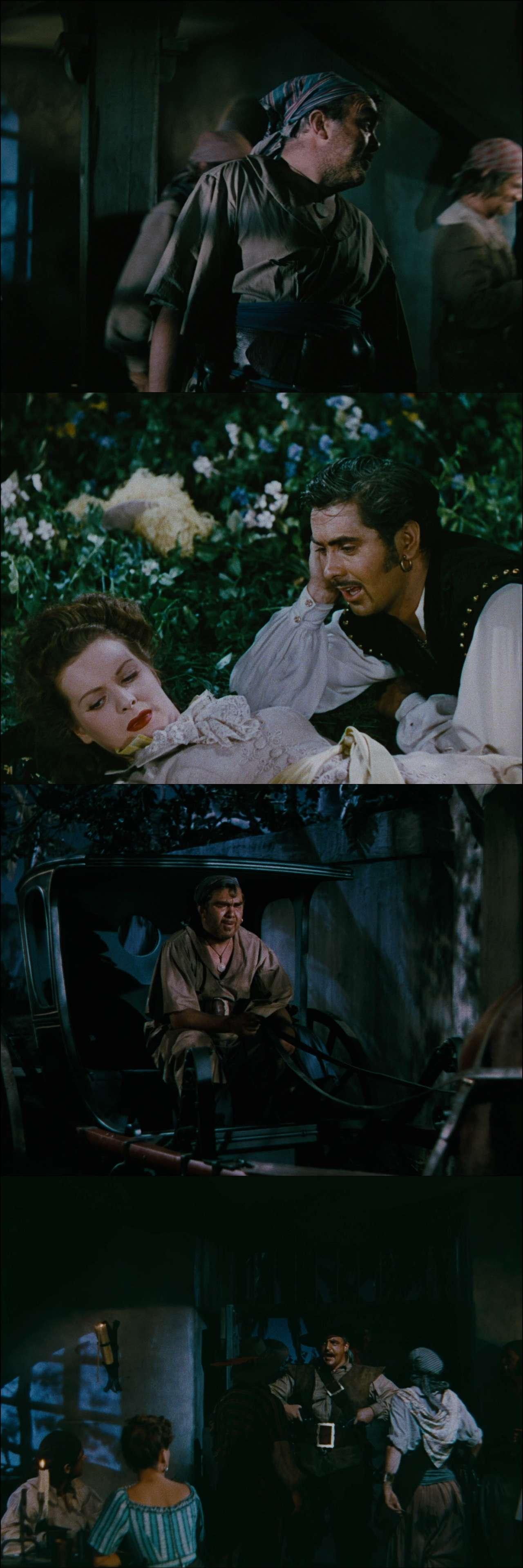 Siyah Kuğu -The Black Swan (1942) türkçe dublaj nostaljik film indir