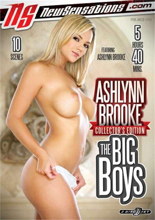 Эшлинн Брук Коллекционное Издание: Большие Мальчики | Ashlynn Brooke Collector's Edition: The Big Boys