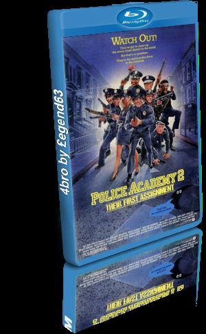 Scuola di polizia 2 - Prima missione (1985).mkv BDRip 720p x264 AC3 iTA (DVDResync) AC3/DTS ENG