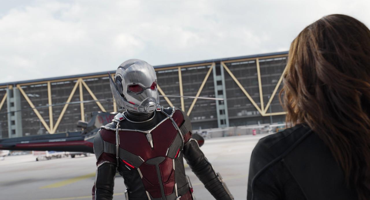 Первый мститель: Противостояние | BDRip 720p | IMAX Edition | iTunes