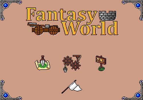Fantasy World [v.1.0] | PC
