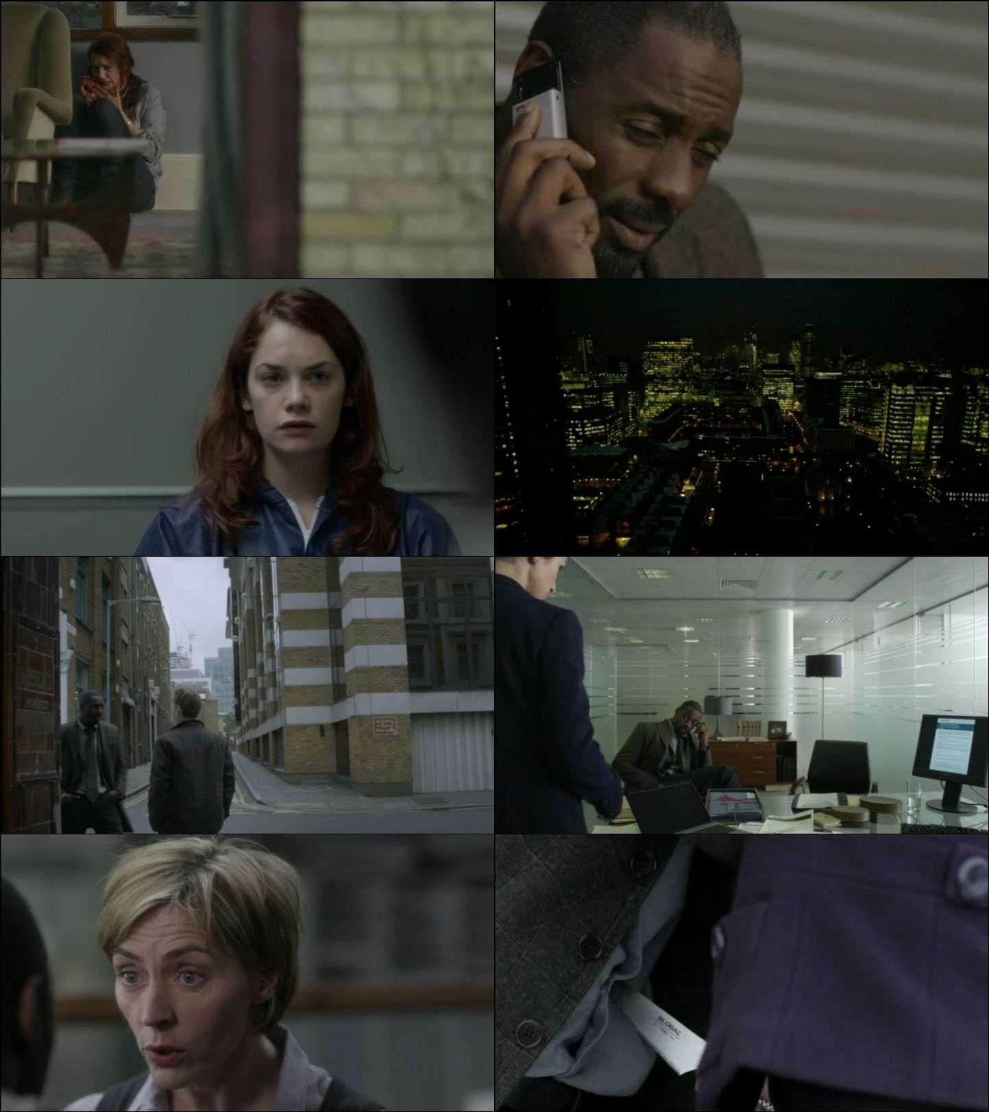 Luther (2010–2016) Yabancı Dizi 1. Sezon Tüm Bölümler türkçe dublaj indir