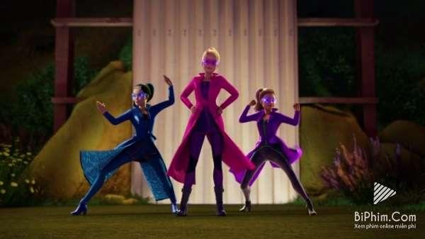 Barbie: Đội Gián Điệp - Image 1