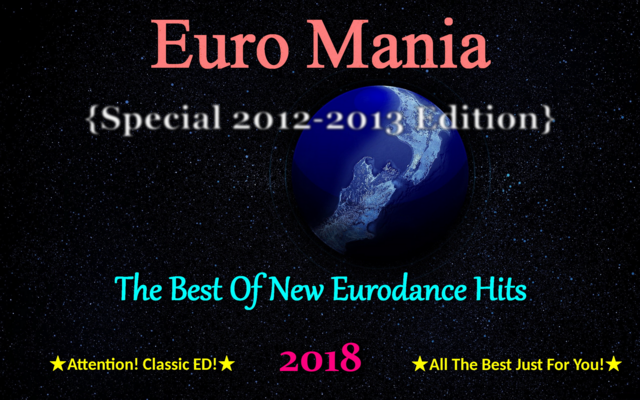 Euro Mania {Special 2012-2013 Edition} (2018) front