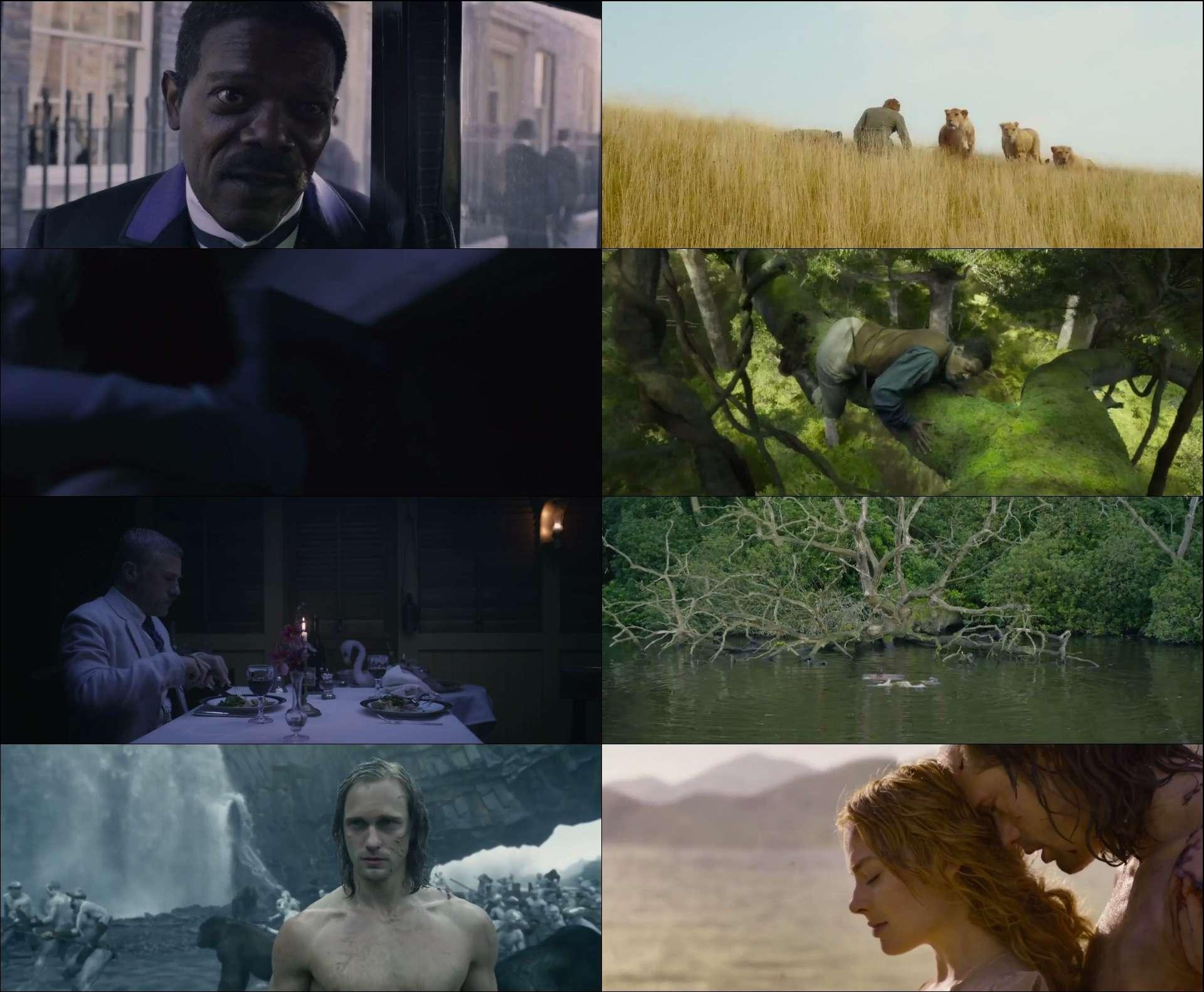 Tarzan Efsanesi - The Legend of Tarzan (2016) hd türkçe altyazılı film indir