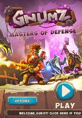 Gnumz: Masters of Defense | PC
