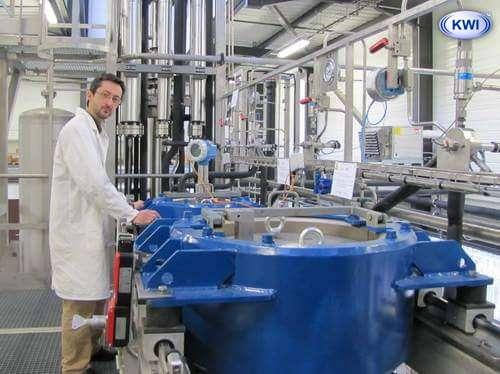 KWI Việt Nam - Giới thiệu công nghệ xử lý nước KWI tại nhà máy sản xuất nước hoa thương hiệu Dior tạ