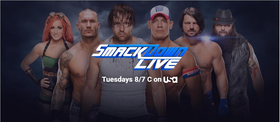 Smackdown Live 16.05.2017 HDTV