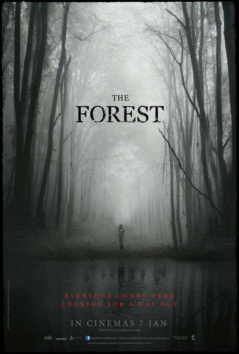 Лес призраков | HDRip | iTunes