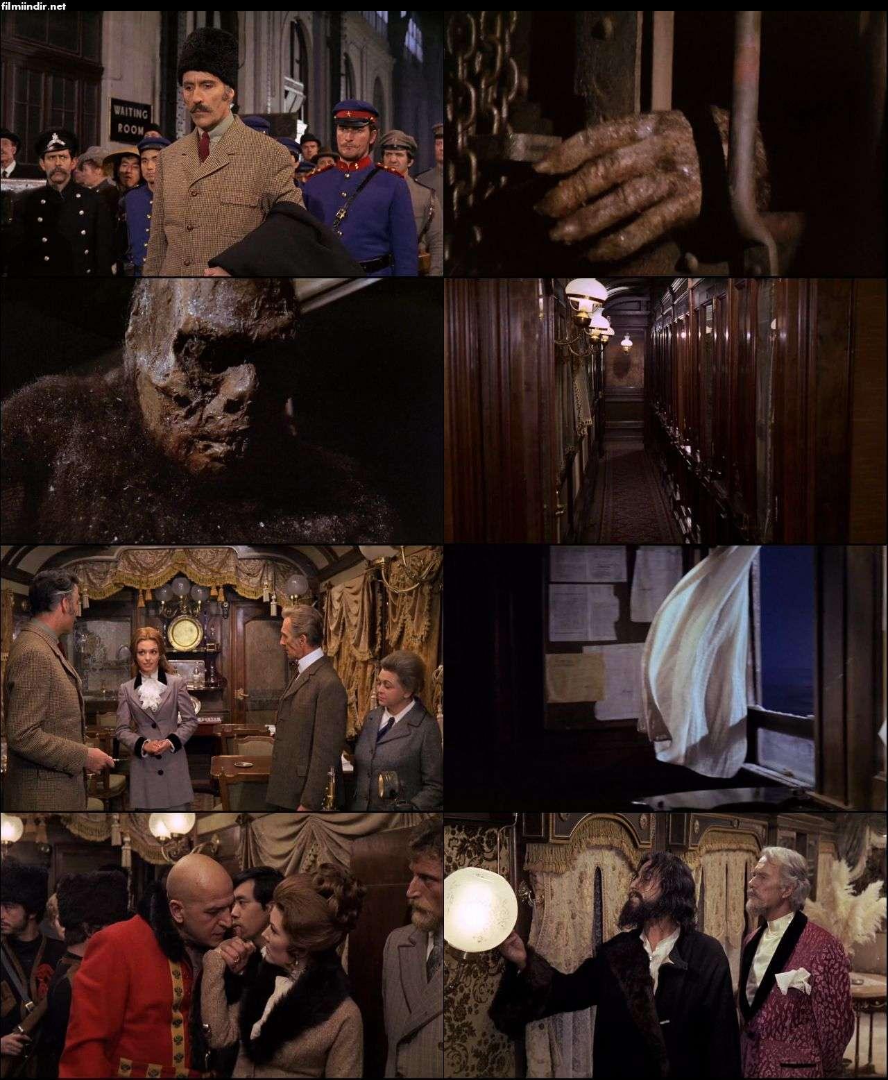 Korku Treni - Horror Express (1972) türkçe dublaj film indir