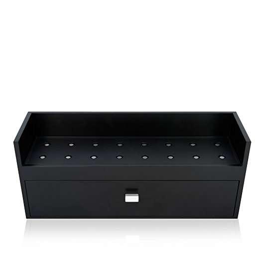 Boxy Center in der Variante Big für bis zu 12 Uhrenbeweger + einer Schublade für 6 Uhren