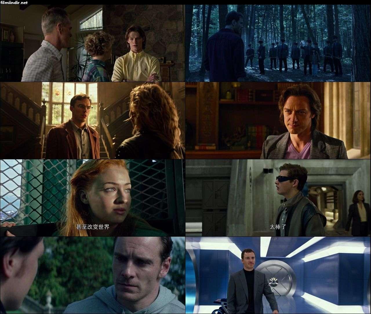 X-Men: Apocalypse (2016) türkçe altyazılı full indir