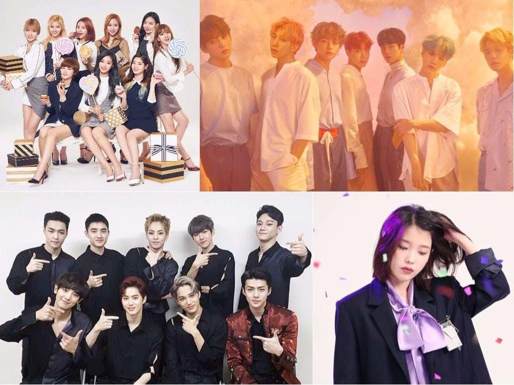 2017 Melon Music Awards Reveals First Look At Artist Lineup