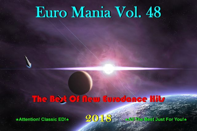 Euro Mania Vol. 48 (2018) front