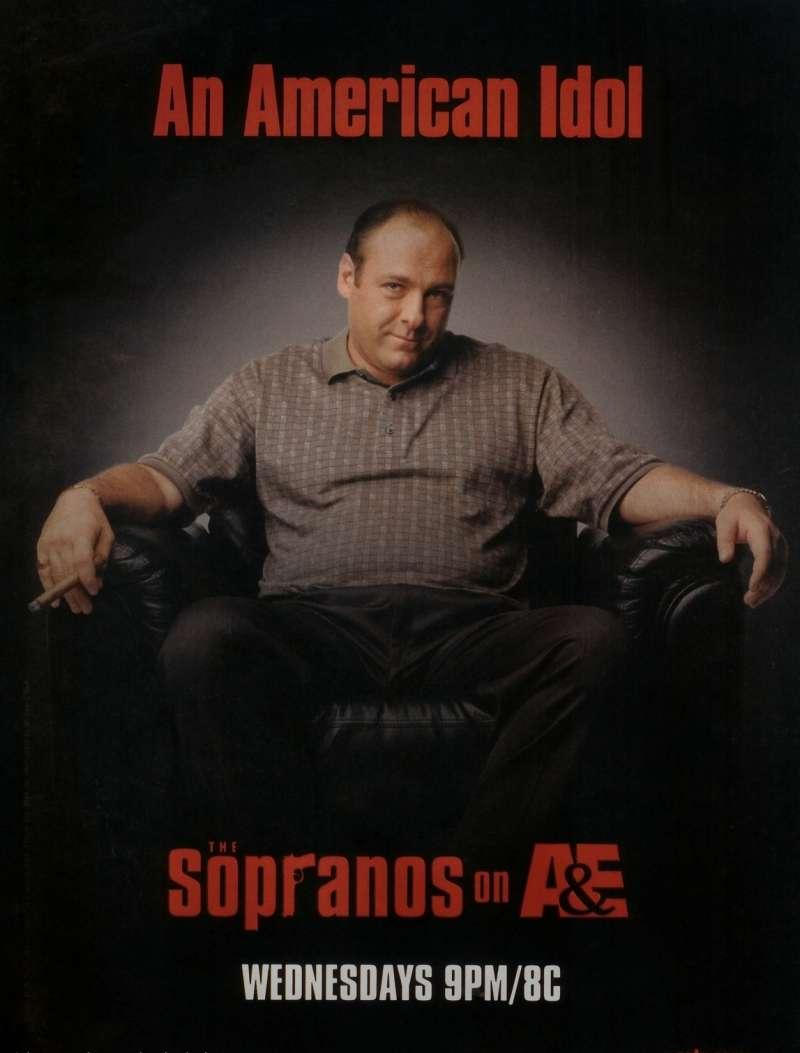 Клан Сопрано [01-06 сезоны: 01-86 серии из 86]   BDRip 1080p HEVC   Novamedia