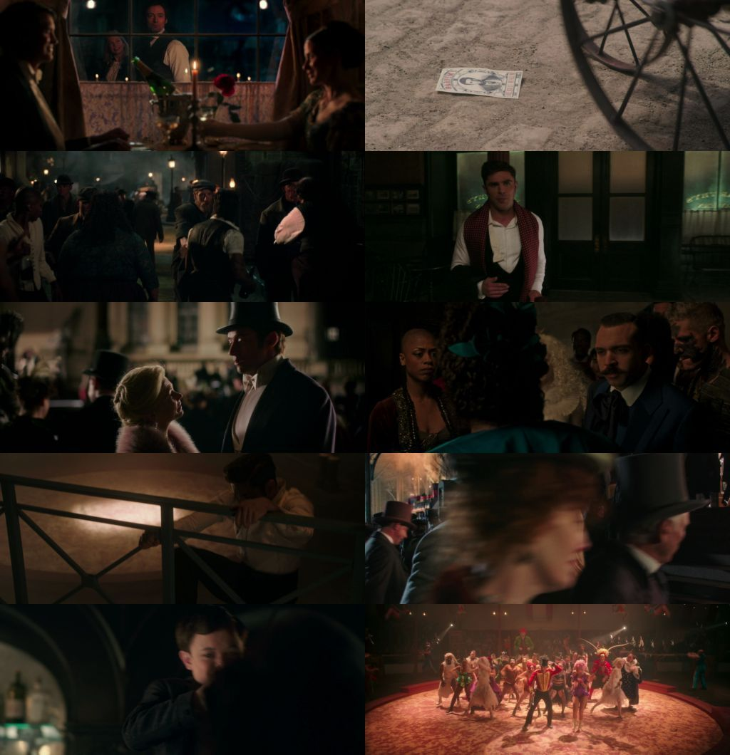 The Greatest Showman (2017) 1080p BluRay x264-SPARKS