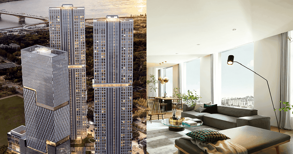 """Luxurious Apartment Complex """"Seoul Forest Trimage"""" Is Everyone's House Goals"""