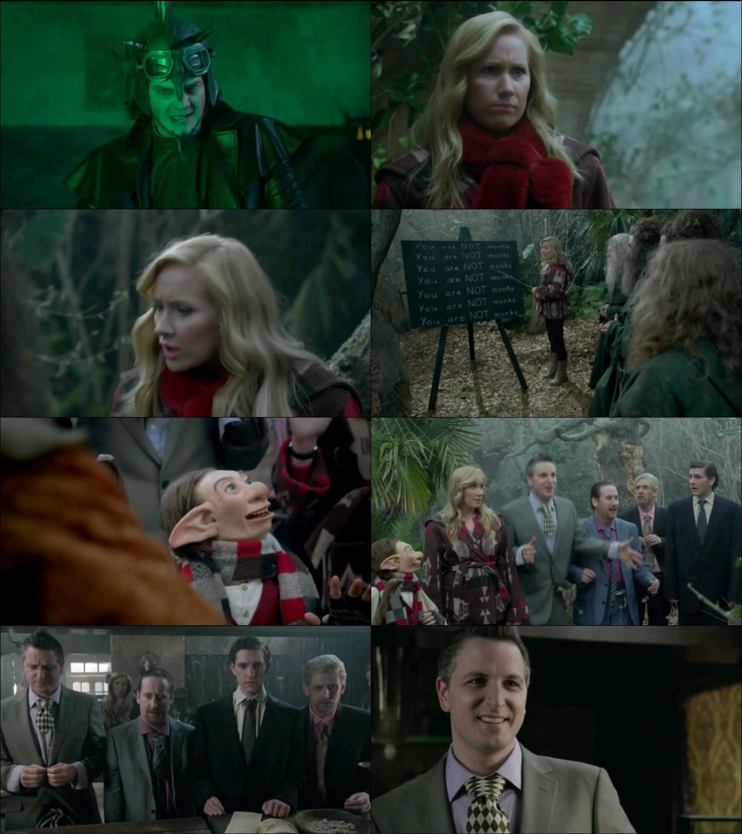 Yonderland (2013–) Yabancı Dizi 1. Sezon tüm bölümler türkçe dublaj indir