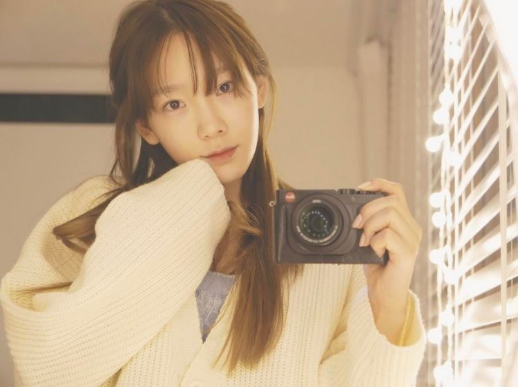 Girls' Generation's Taeyeon Shuts Down Haters On Instagram With Series Of Photos