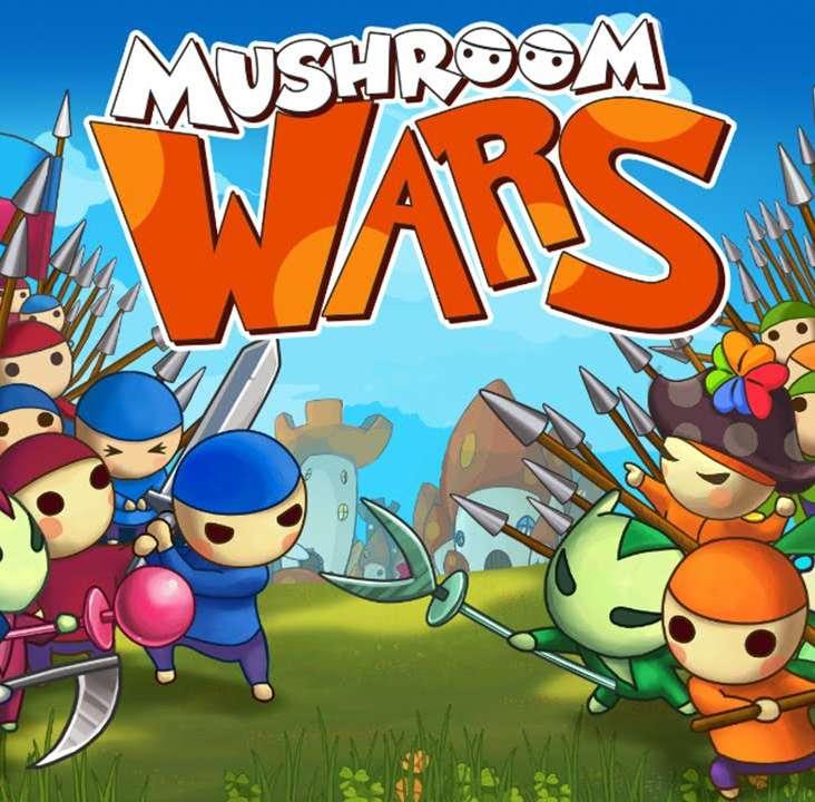 Mushroom Wars | PC | RePack от VseTop