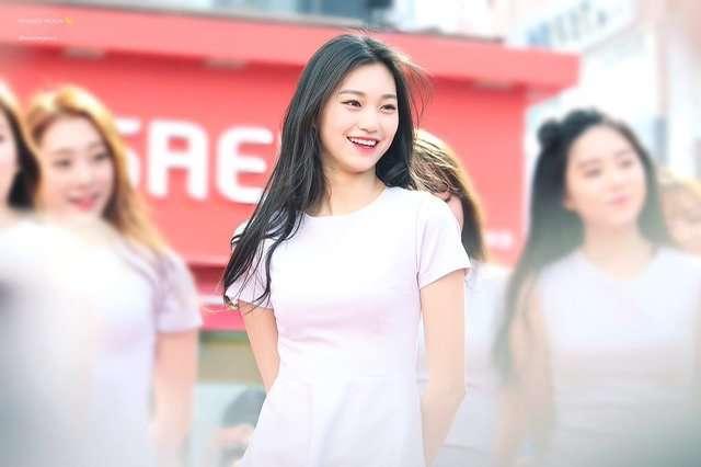 모델해도 될것같은 IOI 김도연