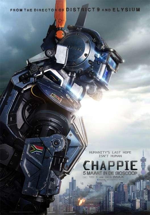 Робот по имени Чаппи | BDRip 720p 60 fps | Лицензия