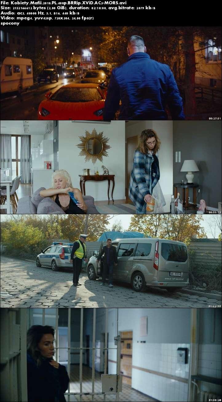 Kobiety mafii (2018) PL.480p.BRRip.XViD.AC3-MORS [Film Polski]