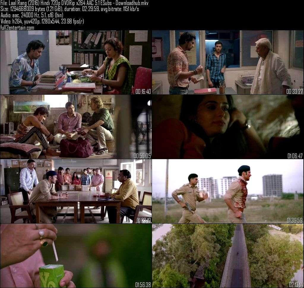 Laal Rang 2016 Full movie Free Download HD
