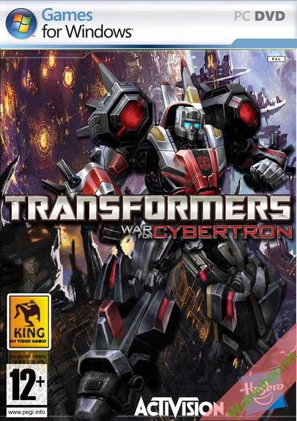 Transformers War For Cybertron Full Crack - Game hành động cực đỉnh
