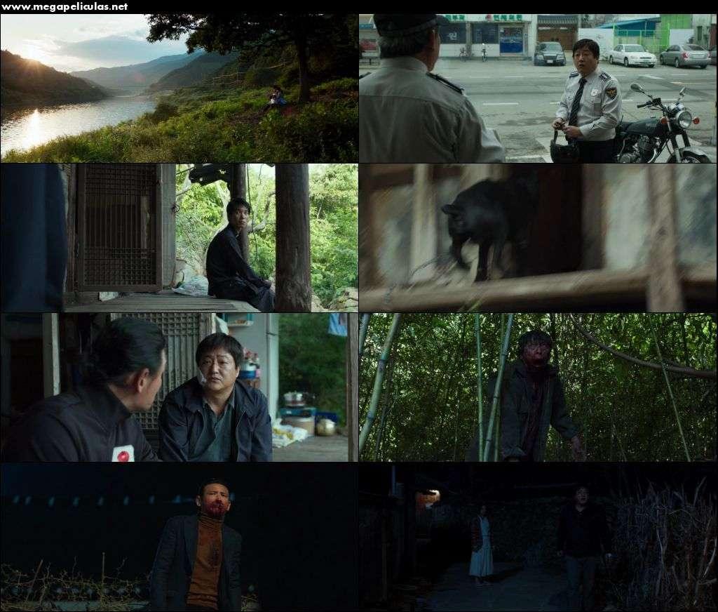 Capturas de El Extraño (2016) [BrRip 720p][Latino]