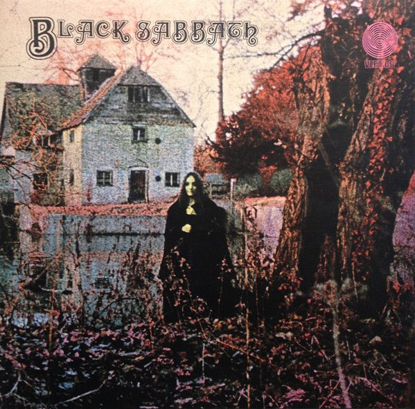 Download Black Sabbath - S/T (UK Vertigo Swirl) [PBTHAL Frankencart