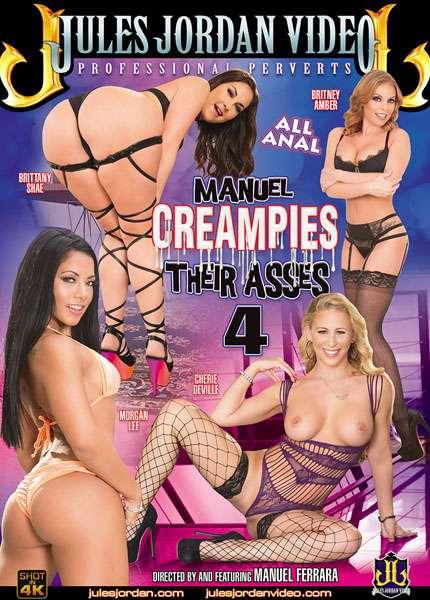 Мануэль Кончает в Задницы 4 | Manuel Creampies Their Asses 4